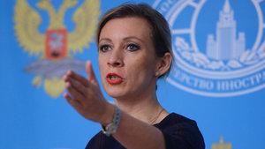 Rusya Dışişleri Sözcüsü Zaharova: Obama'yı kamçılasanız ne olur ki?