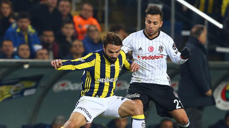 Beşiktaş ile Fenerbahçe, Ziraat Türkiye Kupası son 16 turunda çok büyük olasılıkla birbirlerine rakip olacak.