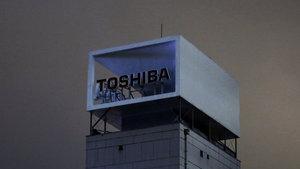 Toshiba 3 günde piyasa değerinin yüzde 40'ını kaybetti