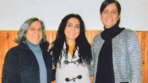 Tutuklu HDP'li kadınların cezaevi fotoğrafları paylaşıldı