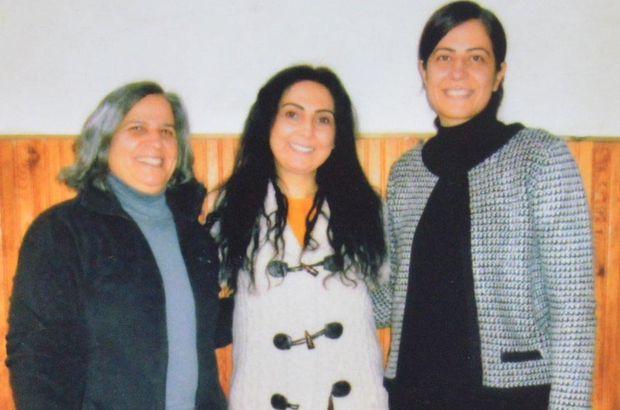 Tutuklu HDP'li kadınların fotoğrafları paylaşıldı