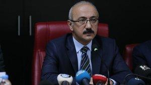 Kalkınma Bakanı Elvan'dan Mersin açıklaması