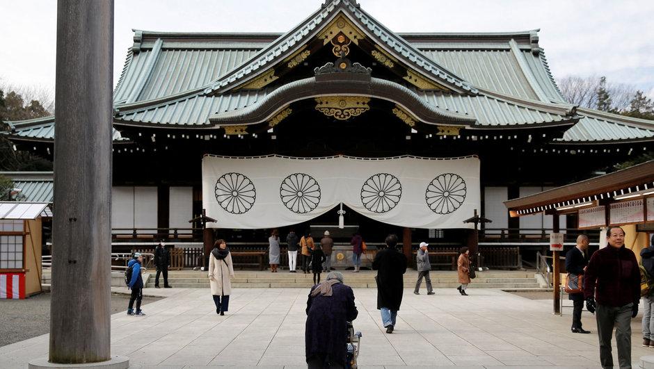 japonya tapınak
