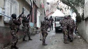 Gaziantep'te DEAŞ operasyonu
