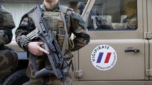 Fransa'da yılbaşı için güvenlik alarmı