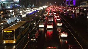 Yılbaşında bazı yollar trafiğe kapalı