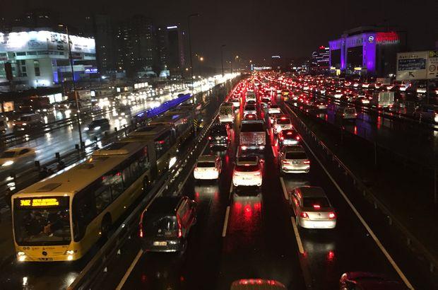 İstanbul Beyoğlu Trafik