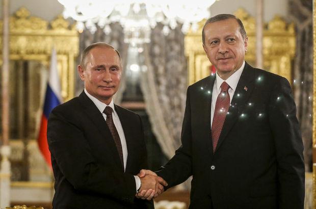 Vladimir Putin Recep Tayyip Erdoğan