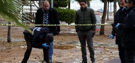 Mersin'de çocuk parkında yanmış ceset bulundu