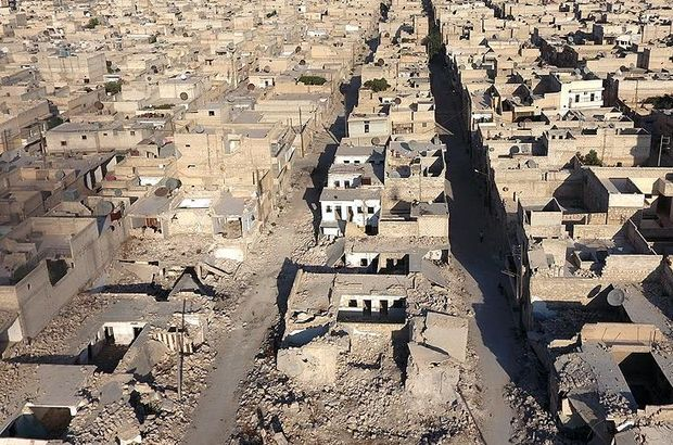 Irak ve Cezayir Suriye ateşkes
