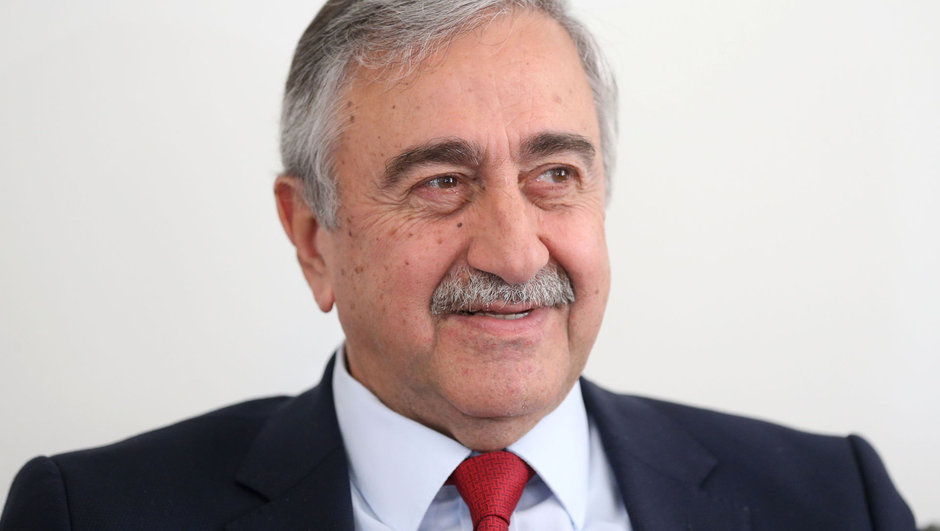 Mustafa Akıncı KKTC