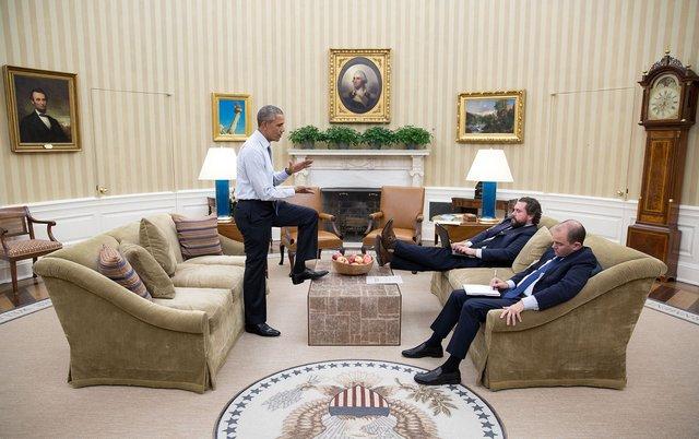 Beyaz Saray'ın görünmeyen yüzü!