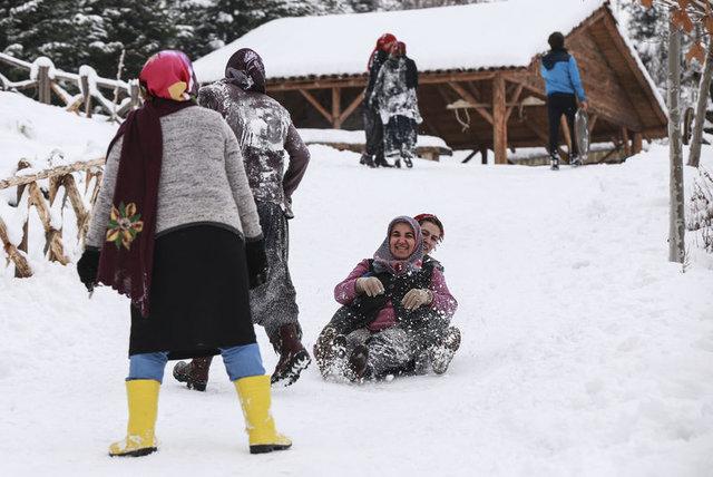 Ankara'da kış