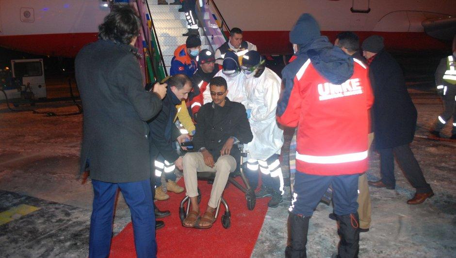 Yemen Türkiye Hasta Kütahya