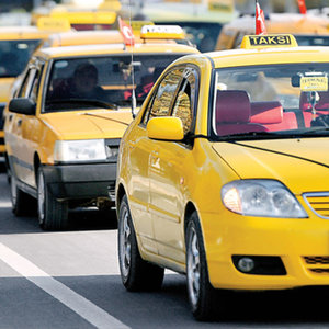Takside İstanbul Kart dönemi!