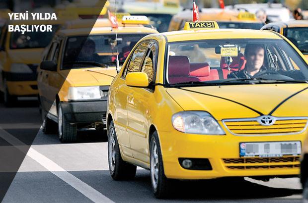 İstanbul Kart Taksi ücreti