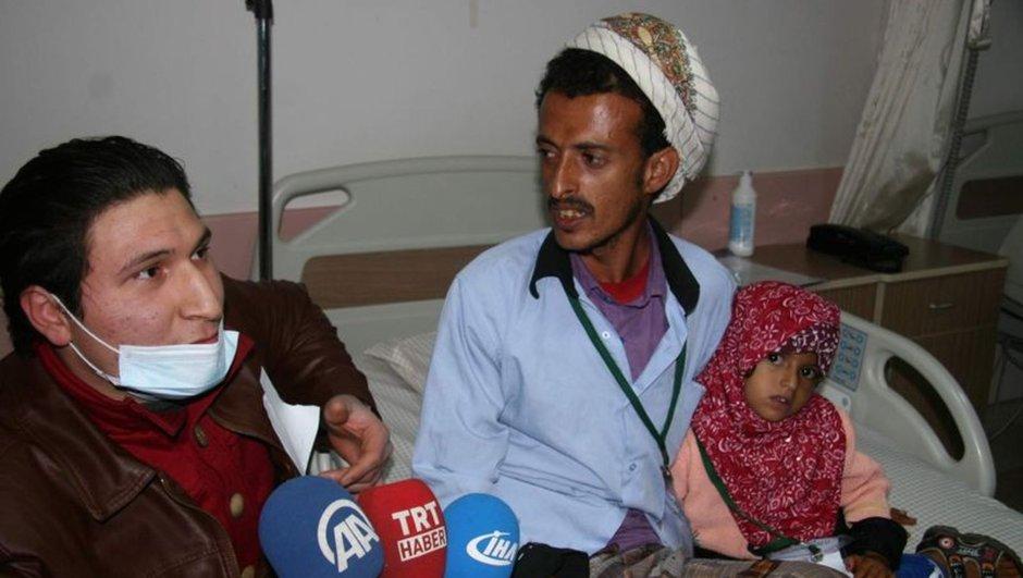 Yemen 160 hasta Afyonkarahisar Devlet Hastanesi