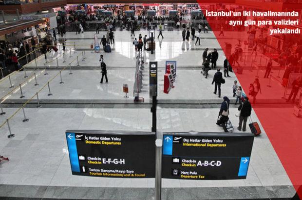 Atatürk Havalimanı Sabiha Gökçen Havalimanı