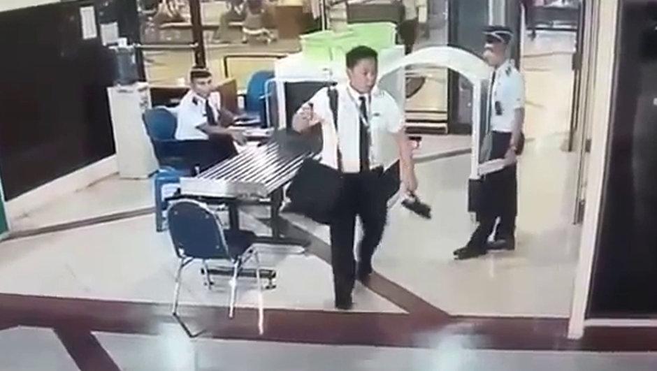 güvenlik kamerası pilot