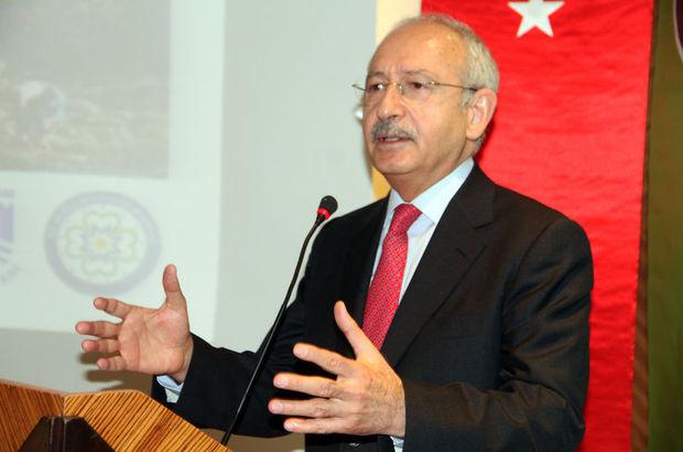 CHP lideri Kemal Kılıçdaroğlu'ndan yeni yıl mesajı