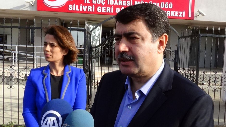 İstanbul Elektrik kesintisi Vasip Şahin