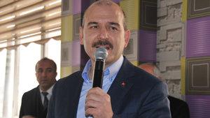İçişleri Bakanı Soylu: Terör örgütüne insanlarımızın huzurunu bozdurmayacağız