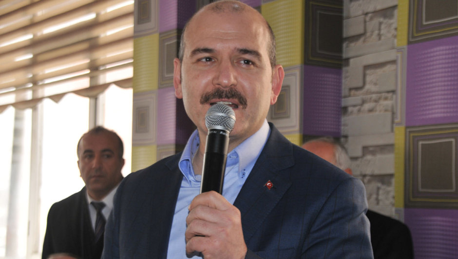 Süleyman Soylu Hakkari Yüksekova