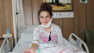 Çankırı'da bir çocuk köpeklerin saldırısına uğradı