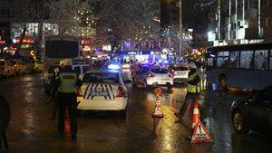 Ankara'da yılbaşı önlemleri başladı