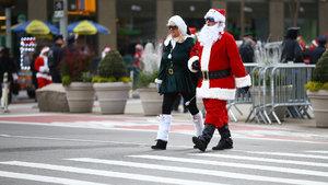 İtalya'da bir kişi 'Noel Baba yoktur' deyince...
