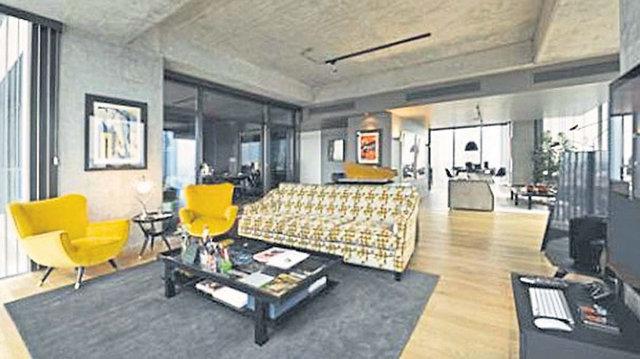 Ebru Şallı ile Cem Yılmaz'ın gizli adresleri milyon dolarlık ev