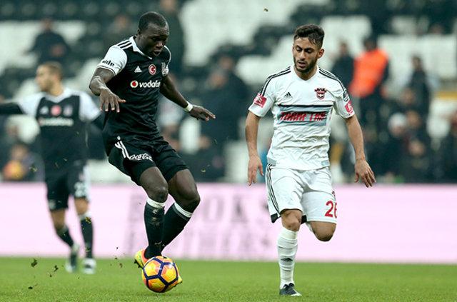 Beşiktaş'tan Aboubakar kararı!