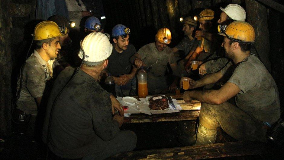 Zonguldak maden madenci