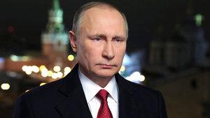 Reina'da terör saldırısına Putin'den taziye mesajı