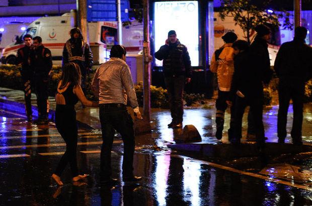 Reina'daki terör saldırısı
