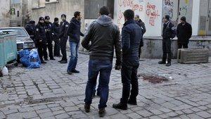 Türkçüler Otağı Başkanı bıçakla yaralandı