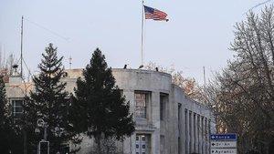 ABD'nin Ankara Büyükelçiliği: Amerikan hükümeti tehditlerle ilgili bilgi sahibi değildi