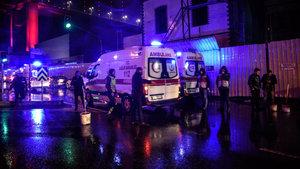 Reina'da düzenlenen terör saldırısına dünyadan tepki yağdı