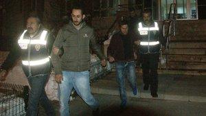 Eskişehir'de anne ve kızını darp eden hırsızlar tutuklandı