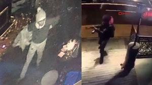 Reina'ya saldıran terörist her yerde aranıyor
