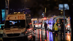 Reina'ya silahlı saldırı: 39 kişi hayatını kaybetti, 65 yaralı