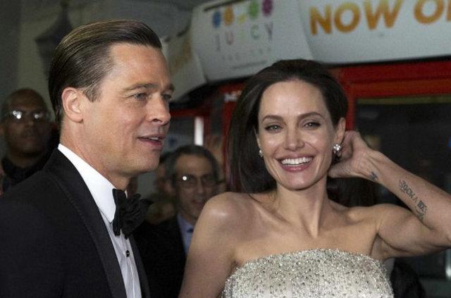 """Brad Pitt: """"Hayatımın en kötü tatil dönemi"""""""