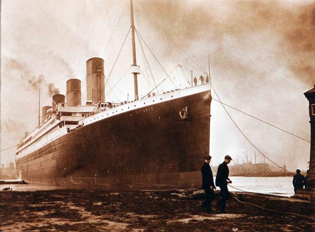 Titanik'i buz dağı batırmamış! İşte yeni sebep!