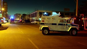 Diyarbakır'da roketatarlı saldırı son anda engellendi