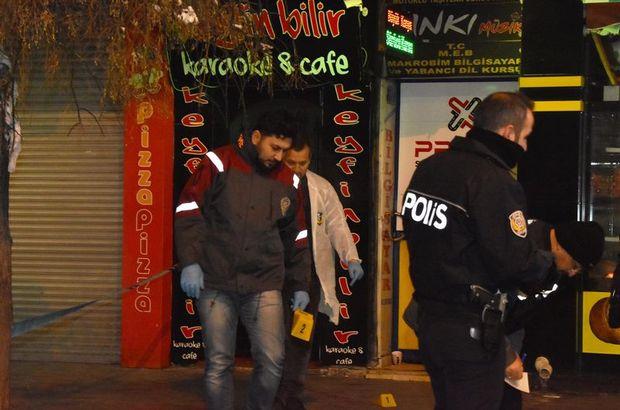 silahlı kavga Konya