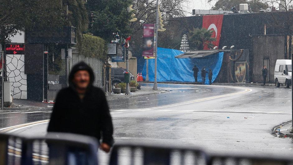 Beşiktaş terör saldırısı Kayseri saldırısı  yılbaşı gecesi
