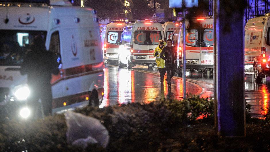 Saldırıyı DEAŞ üstlendi iddiası