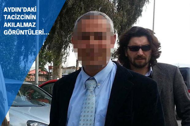 Aydın Adnan Menderes Üniversitesi tacizci