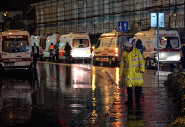 Saldırıda milyarder işadamı Muhammed el-Sarraf da ölmüş