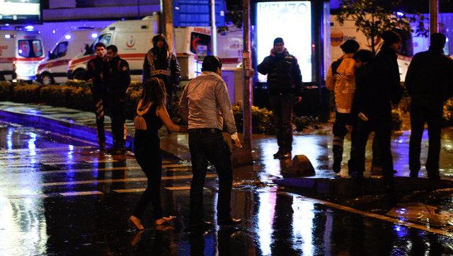 Yılbaşı gecesi Reina'yı kana bulayan terörist topallayarak kaçmış